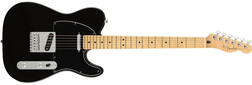 líneas Fender México y USA: Player
