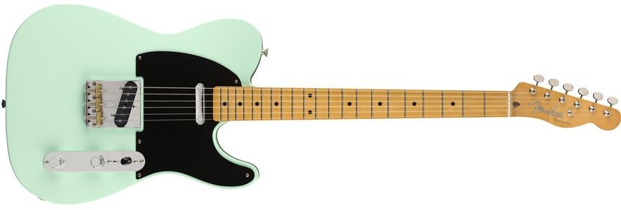 Nuevas Líneas Fender México y USA: Fender Telecaster Vintera Modified 50s.jpg