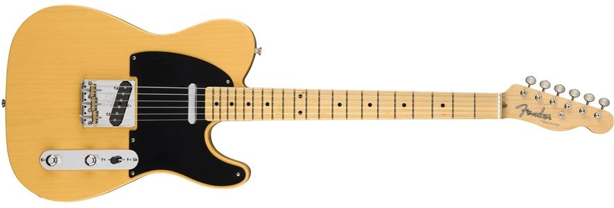 líneas Fender México y USA: American Original 50s